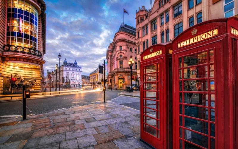 Какая самая старая часть лондона