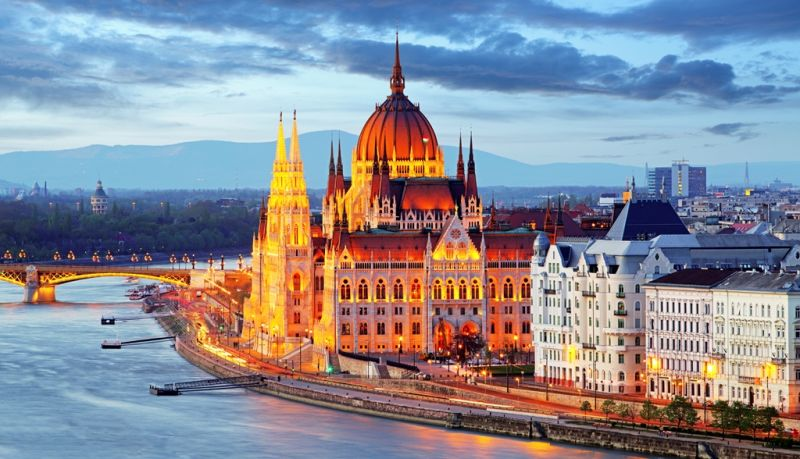 Будапешт (Венгрия) — обзор города с фото, достопримечательностями и картой
