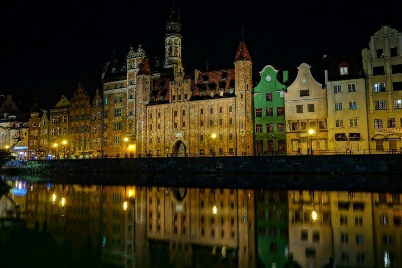 Гданьск (Польша) — обзор города с фото и достопримечательностями