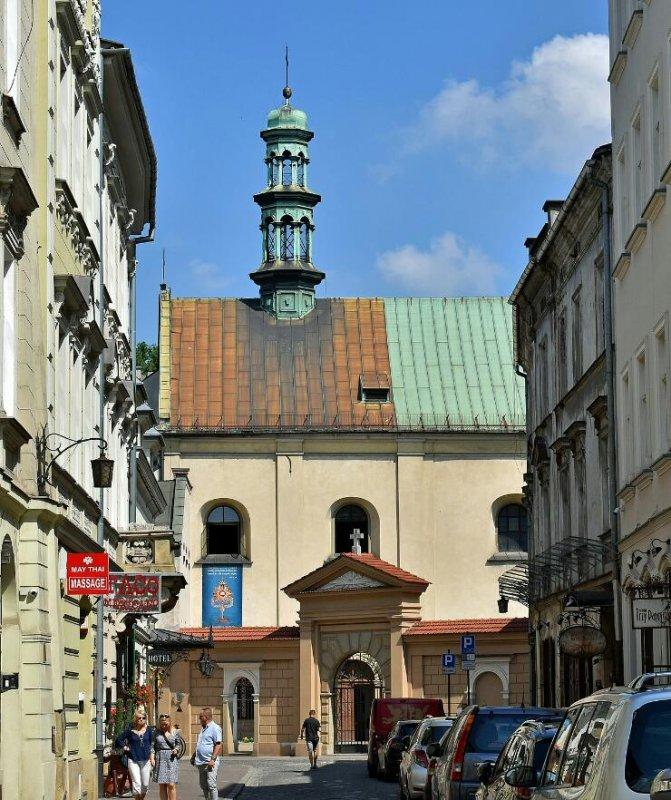 Костел св. Иосифа в Кракове