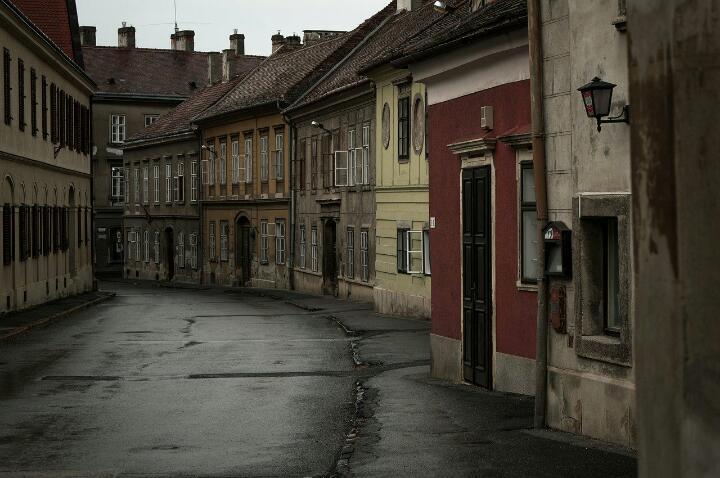 Исторический городок Шопрон