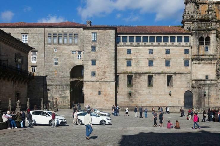 Дворец Xelmírez