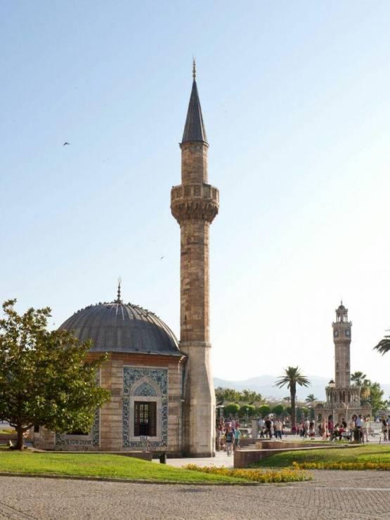 Мечеть Яли