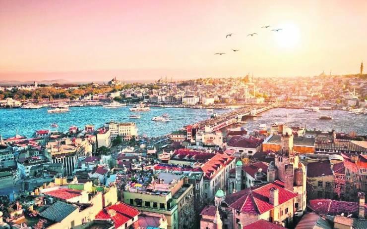 Стамбул (Константинополь)
