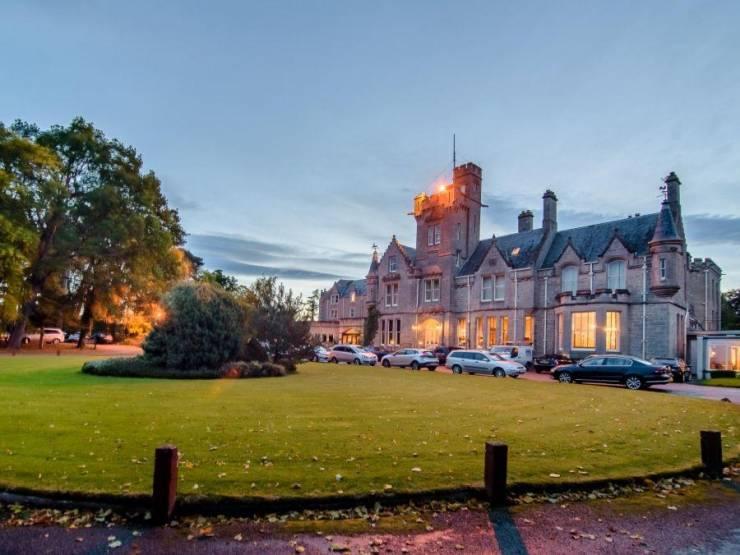 Отель в Шотландии