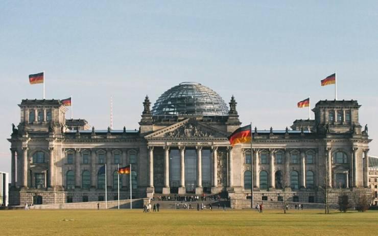 Столица Германии - Берлин