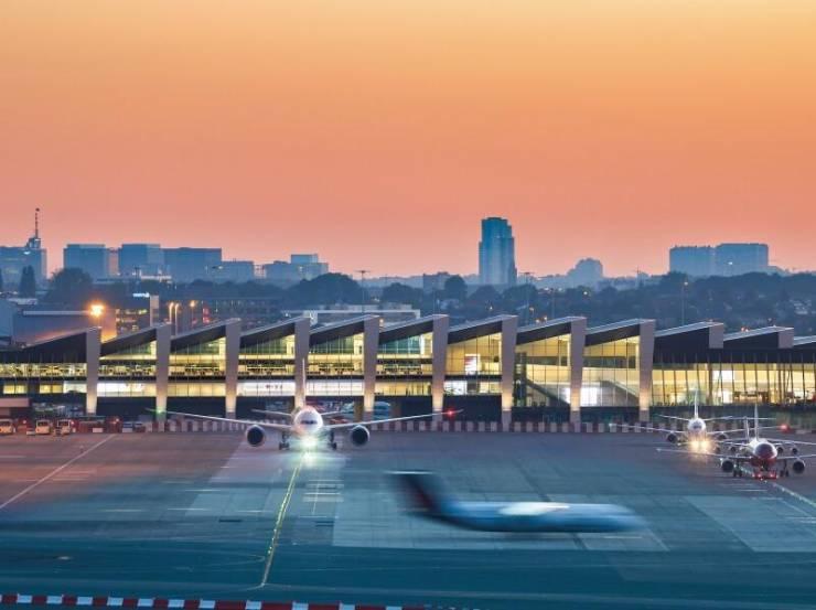 Брюссельский аэропорт