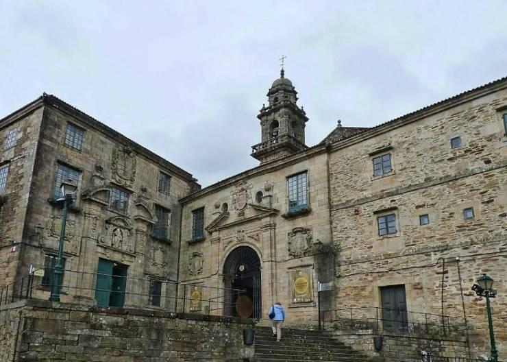 Монастырь и церковь Сан-Домингос-де-Бонаваль