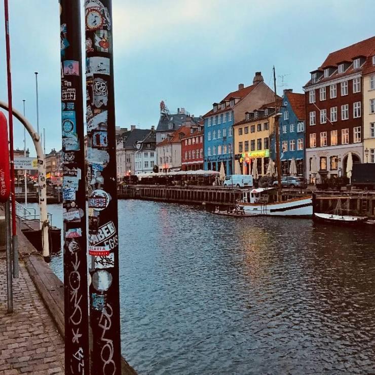 Копенгаген - столица Дании и один из красивейших городов Европы