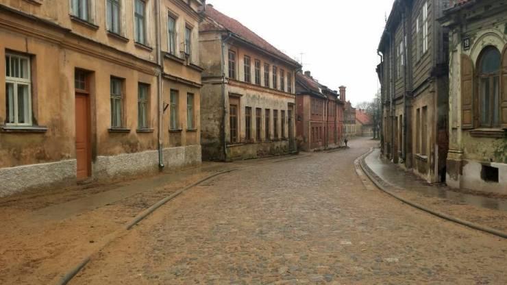 Исторический центр Кулдиги  Кулдига, Латвия 8 900x506