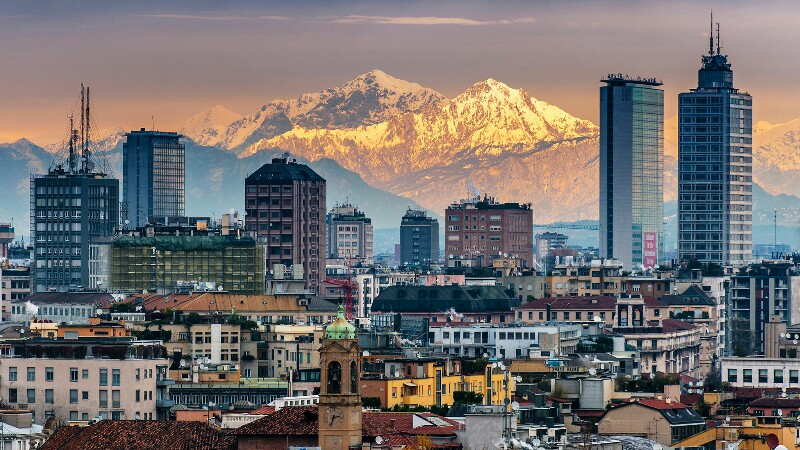 Милан (Италия) - все о городе, достопримечательности и ...