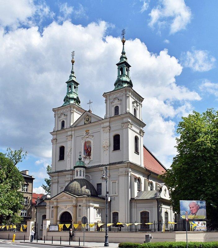 Церковь Святого Флориана