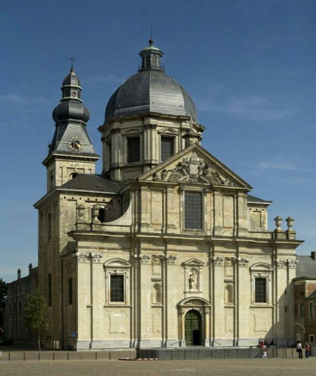 Церковь Богоматери и Святого Петра