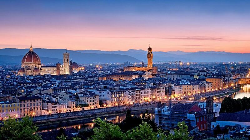 Флоренция - колыбель Возрождения