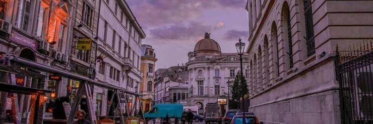 Старый город. Бухарест