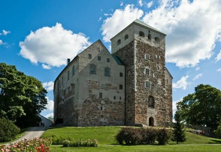 Замок Турку или Абоский замок