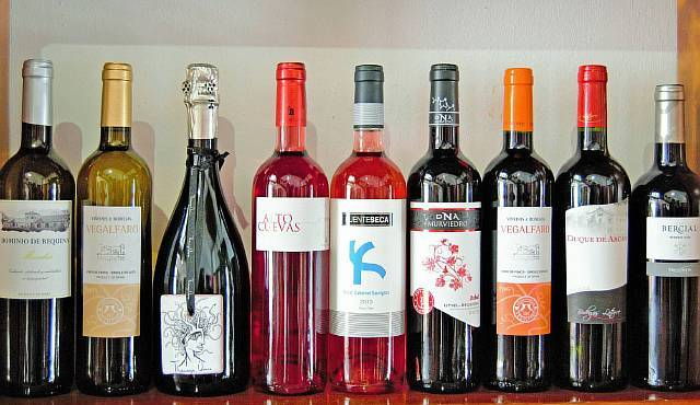 Валенсийские вина