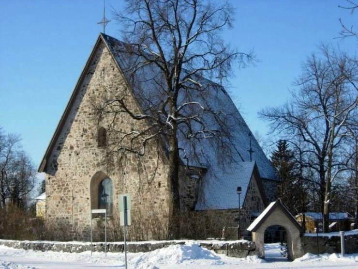 Церковь св. Екатерины