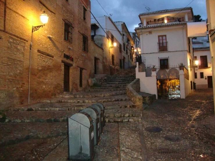 Улочки Гранады