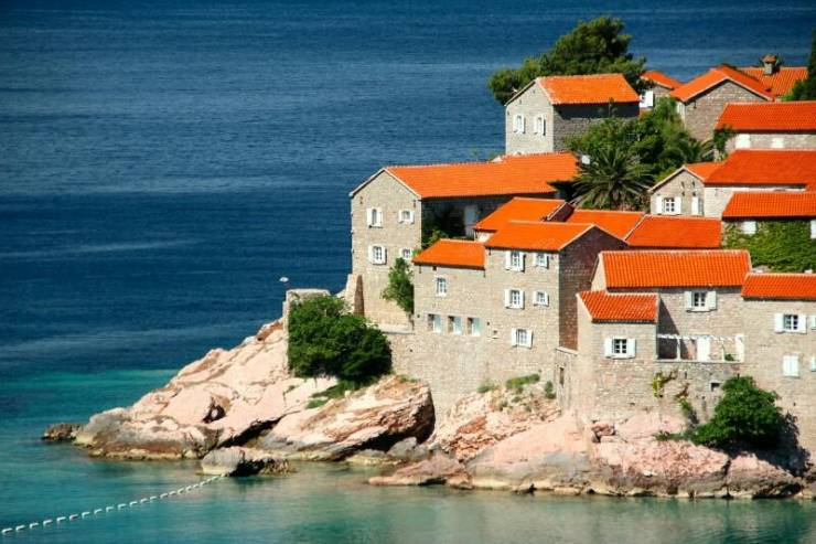 Черногорская Адриатика
