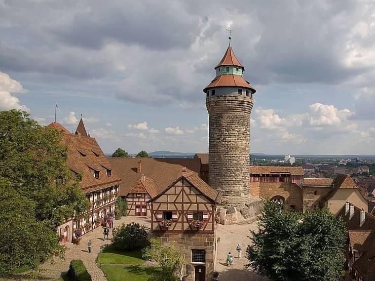 Вид на Кайзербург