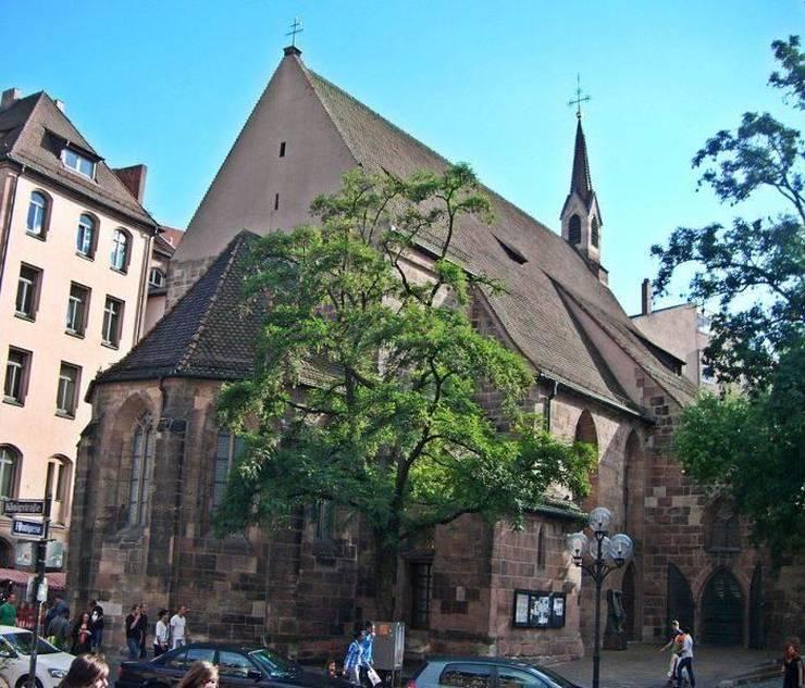 Церковь св. Клары - St. Klara