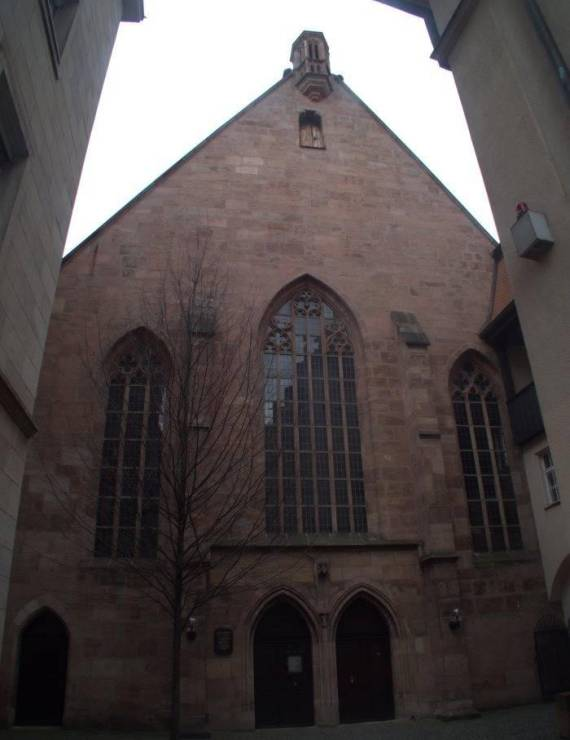 Церковь св. Марты - St. Martha