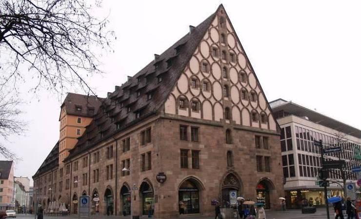 Историческое здание - Mauthalle