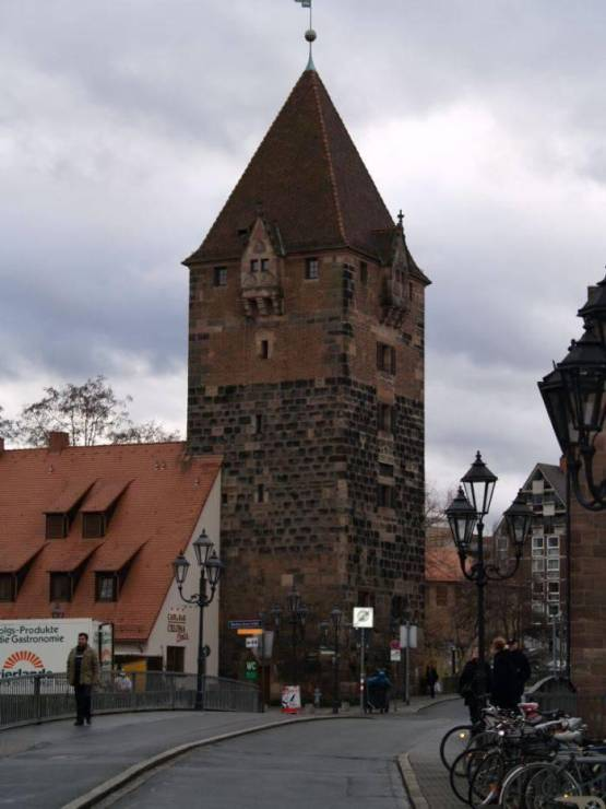 Долговая тюрьма - Schuldturm