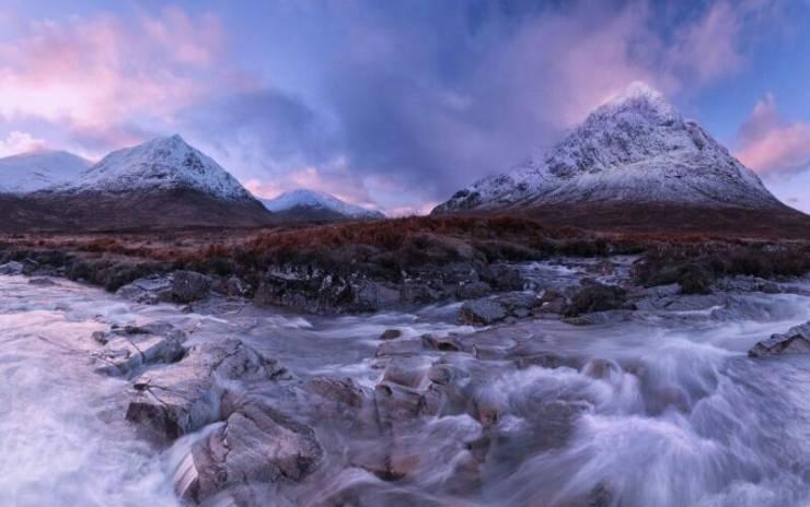 Потрясающая природа Шотландии