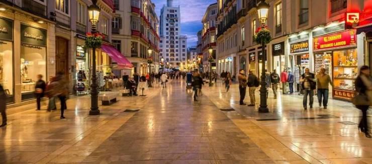 Секс в малаге испания