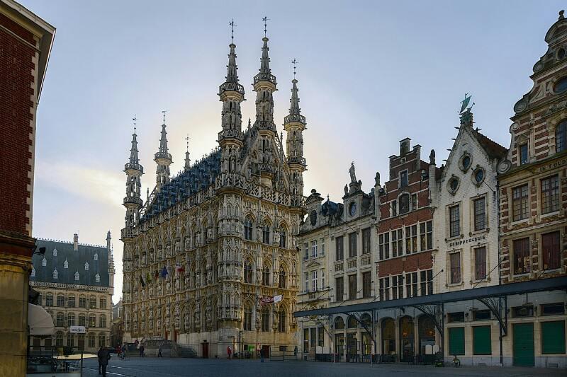 Какие города посетить в бельгии с фото