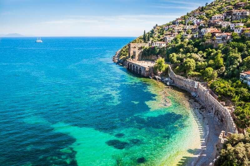 Аланья (Турция) - все о городе, достопримечательности и фото Аланьи